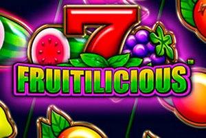 Игровой автомат Fruitilicious играть бес