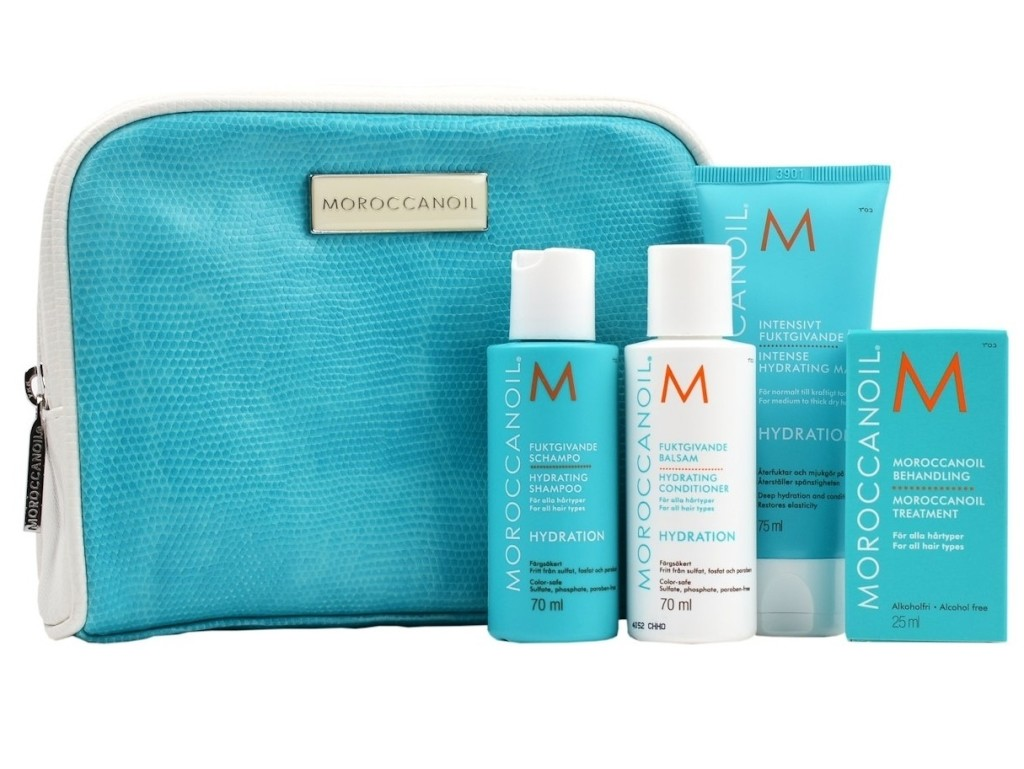 Набор Moroccanoil TRAVEL KIT  HYDRATION