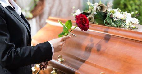 Стоимость в организации похорон