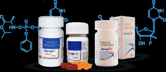 Новое средство против гепатита С