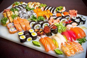 Японский домик – доставка суши
