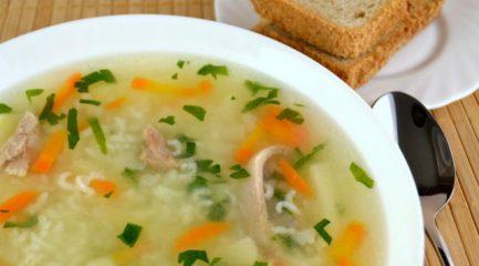 Приготовление вкусных мясных супов на instacook.me.