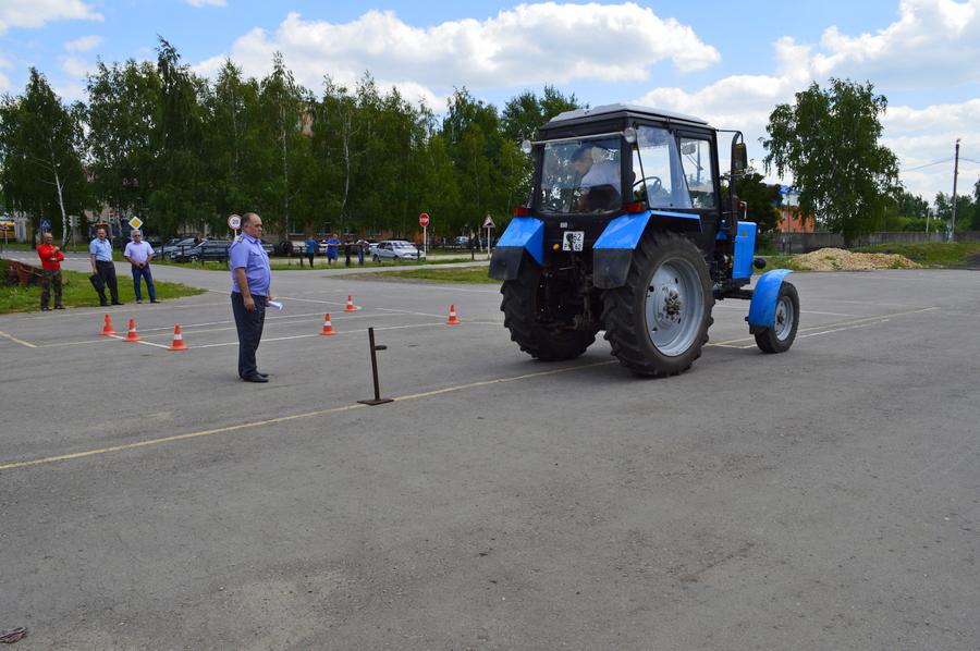 обучение на права тракториста-машиниста