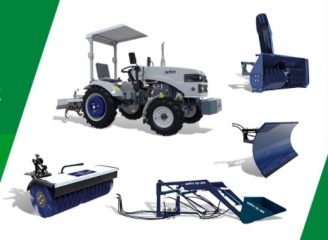 Тракторы и мототракторы - это очень удобный и важный вид транспорта