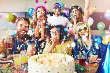 «PARTY HOUSE» компания – праздник!