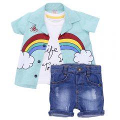 Вас должен удивить большой ассортимент детской одежды