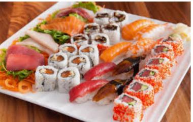 Что такое суши и где их достать?