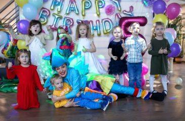 Где провести детский праздник в Одинцово?